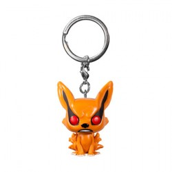 Figur Pop Pocket Keychains Naruto Shippuden Kurama Limited Edition Funko Geneva Store Switzerland