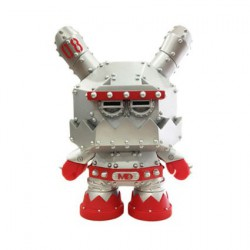 Figuren Dunny Mecha MDA-3 von Kozik ohne Verpackung Kidrobot Designer Toys Genf