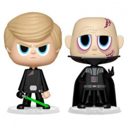 Figuren Funko Star Wars Darth Vader und Luke Skywalker 2-Pack Funko Genf Shop Schweiz