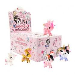 Figurine Licorne Unicorno Cherry Blossom Série 1 par Tokidoki Tokidoki Boutique Geneve Suisse