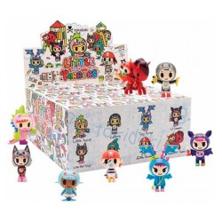 Figur Little Terrors Series 1 by Tokidoki Tokidoki Geneva Store Switzerland