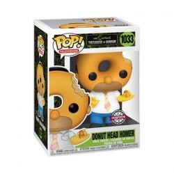 Figuren Pop The Simpsons Homer Donut Head Limitierte Auflage Funko Genf Shop Schweiz