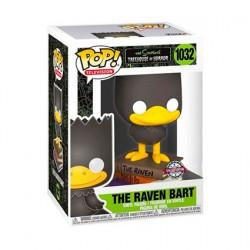 Figurine Pop The Simpsons Bart en Corbeau Edition Limitée Funko Boutique Geneve Suisse