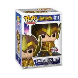Figuren Pop Saint Seiya Sagittarius Seiya mit Armor Gold Limitierte Auflage Funko Genf Shop Schweiz
