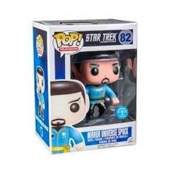 Pop TV Star Trek Spock Mirror Mirror Limited Edition