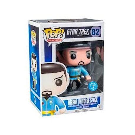 Figur Pop TV Star Trek Spock Mirror Mirror Limited Edition Funko Geneva Store Switzerland