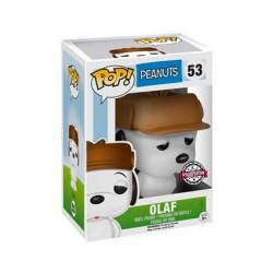 Figurine Pop Cartoons Peanuts Olaf Édition Limitée Funko Boutique Geneve Suisse