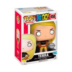 Figurine Pop DC Teen Titans Go Terra Edition limitée Funko Boutique Geneve Suisse