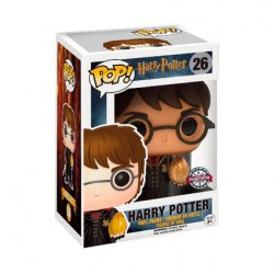Figurine Pop Harry Potter Triwizard avec Oeuf d'Or Edition Limitée Funko Boutique Geneve Suisse