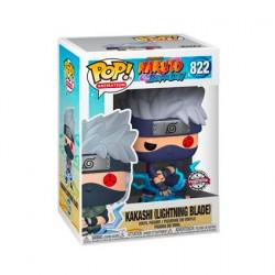 Figur Naruto Shippuden Kakashi & Noodles Exclusive Collector Box Funko Geneva Store Switzerland