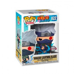 Figurine Naruto Shippuden Kakashi & Noodles Exclusive Collector Box Funko Boutique Geneve Suisse