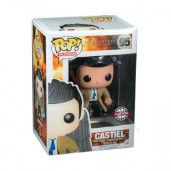 Figuren Pop Supernatural Castiel With Wings Limitierte Ausgabe Funko Genf Shop Schweiz