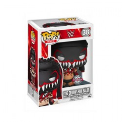 Figurine Pop WWE The Demon Finn Bálor Edition Limitée Funko Boutique Geneve Suisse