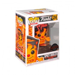 Figur Pop Spicy Noodle Cup Limited Edition Funko Geneva Store Switzerland