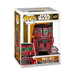Figur Pop Star Wars Galaxy's Edge M3-R3 Limited Edition Funko Geneva Store Switzerland