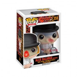 Figur Pop A Clockwork Orange Alex DeLarge Masked (Vaulted) Funko Geneva Store Switzerland