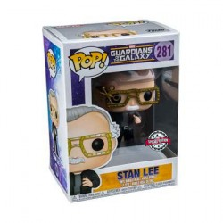 Figur Pop Guardians of the Galaxy Stan Lee Limited Edition Funko Geneva Store Switzerland