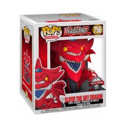 Figur Pop 6 inch Yu-Gi-Oh! Slifer the Sky Dragon Limited Edition Funko Geneva Store Switzerland