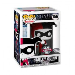 Figurine Pop Diamond Batman The Animated Series Harley Quinn Glitter Edition Limitée Funko Boutique Geneve Suisse