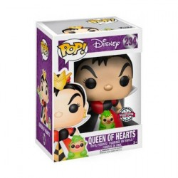 Figurine Pop Disney Queen of Hearts Edition Limitée Funko Boutique Geneve Suisse