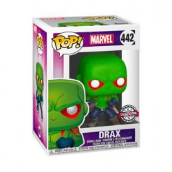 Figurine Pop Marvel Drax First Appearance Edition Limitée Funko Boutique Geneve Suisse