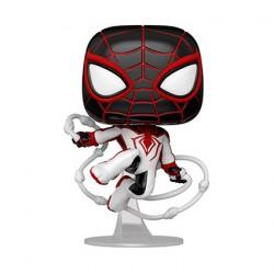Figur Pop Spider-Man Miles Morales Track Suit Funko Geneva Store Switzerland