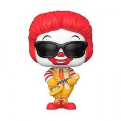 Figurine Pop McDonald's Ronald McDonald Rock Out Funko Boutique Geneve Suisse