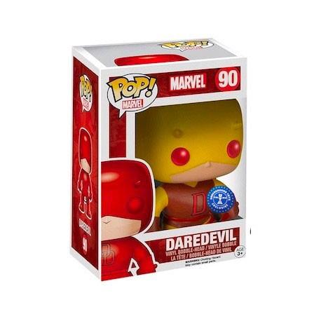 Figur Pop Yellow Daredevil Limited Edition Funko Geneva Store Switzerland