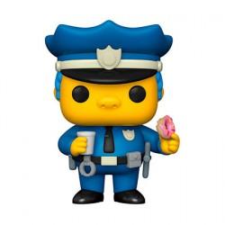 Figurine Pop The Simpsons Chief Wiggum Funko Boutique Geneve Suisse