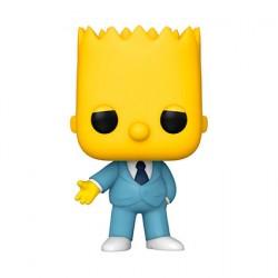 Figurine Pop The Simpsons Bart Gangster Funko Boutique Geneve Suisse