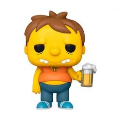Figurine Pop The Simpsons Barney Gumble Funko Boutique Geneve Suisse