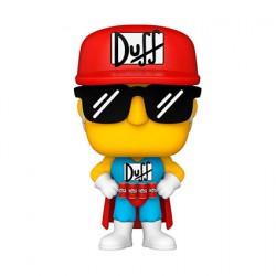 Figurine Pop The Simpsons Duffman Funko Boutique Geneve Suisse