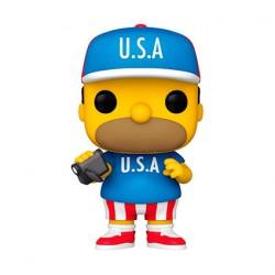 Figur Pop The Simpsons Homer U.S.A. Funko Geneva Store Switzerland