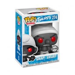 Figuren Pop Schtroumpfs Black Smurf Limitierte Auflage Funko Genf Shop Schweiz