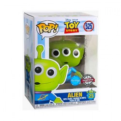 Pop Toy Story Alien Glitter Limited Edition