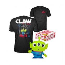 Figurine Pop Glitter et T-Shirt Toy Story Alien Edition Limitée Funko Boutique Geneve Suisse
