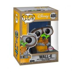 Figur Pop Disney Pixar Wall-E Earth Day Limited Edition Funko Geneva Store Switzerland