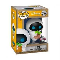 Figur Pop Disney Pixar Wall-E Eve Earth Day Limited Edition Funko Geneva Store Switzerland