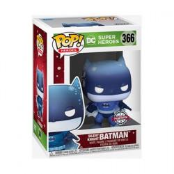 Figurine Pop DC Batman Silent Night Holiday Edition Limitée Funko Boutique Geneve Suisse
