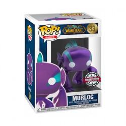 Figurine Pop Métallique World of Warcraft Murloc Blizzard 30th Anniversary Edition Limitée Funko Boutique Geneve Suisse