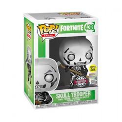 Figur Pop Fortnite Glow in the Dark Skull Trooper Limited Edition Funko Geneva Store Switzerland