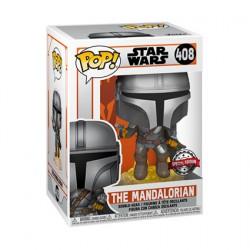 Figurine Pop Star Wars The Mandalorian avec Jetpack Edition Limitée Funko Boutique Geneve Suisse