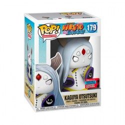 Figur DAMAGED BOX - Pop NYCC 2020 Naruto Shippuden Kaguya Otsutsuki Limited Edition Funko Geneva Store Switzerland