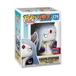 Figuren BESCHÄDIGTE BOX - Pop NYCC 2020 Naruto Shippuden Kaguya Otsutsuki Limitierte Auflage Funko Genf Shop Schweiz