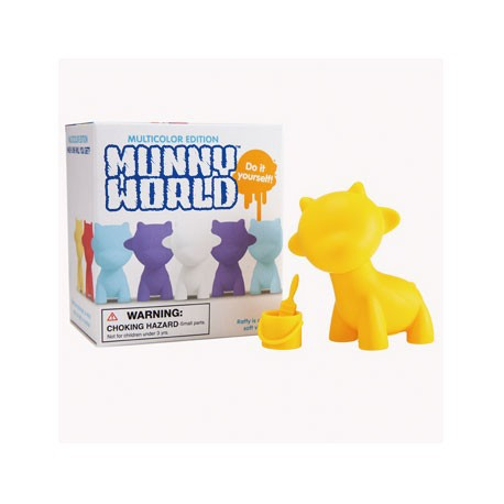 Figurine Micro Raffy par Kidrobot Kidrobot Boutique Geneve Suisse
