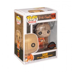Figurine Pop Trick 'R Treat Sam avec Razor Candy Edition Limitée Funko Boutique Geneve Suisse