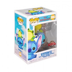 Figur Pop Disney Stitch with Frog Limited Edition Funko Geneva Store Switzerland