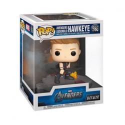 Figurine Pop Marvel Avengers Hawkeye Assemble Edition Limitée Funko Boutique Geneve Suisse