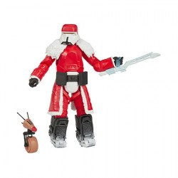 Figurine Figurine Star Wars Black Series 2020 Range Trooper Holiday Edition Hasbro Boutique Geneve Suisse