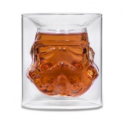 Figur Star Wars Stormtrooper Glass Thumbs Up Geneva Store Switzerland